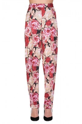 KAOS Floral pattern trousers