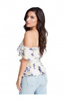Vermutung Floral over top