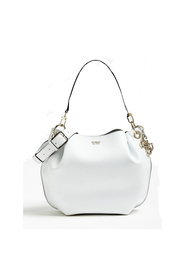 Guess Borse On Line.Guess Double Shoulder Bucket Bag