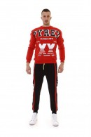 PYREX Sweatshirt trousers with line and logo