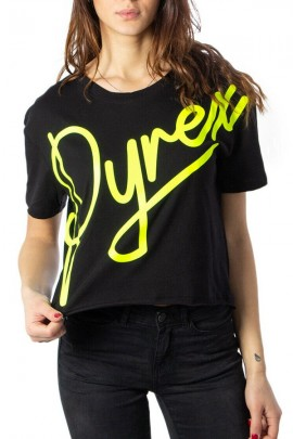 PYREX Short T-shirt with autograph logo