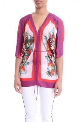 LIU JO Blouse with flower print