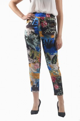 FRACOMINA Fantasy leggings trousers