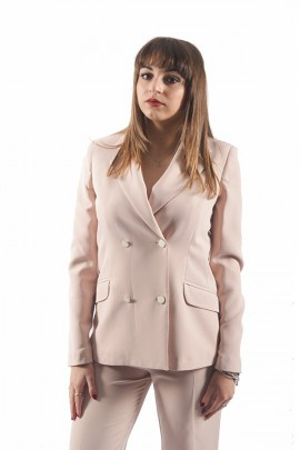 FRACOMINA Double breasted blazer