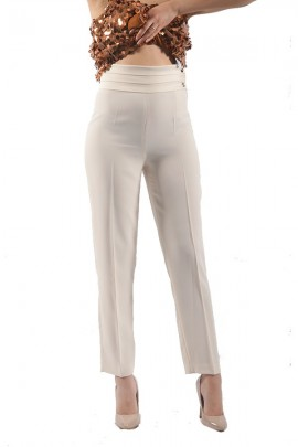 KOCCA Trousers with satin band