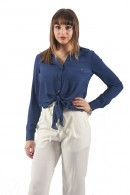 KOCCA Short shirt with bow