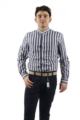 ANTONY MORATO Korean shirt with wide stripe