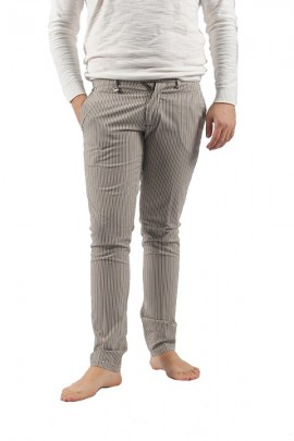 ANTONY MORATO Bryan striped chino trousers