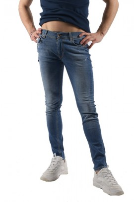 FIFTY FOUR Jean super skinny