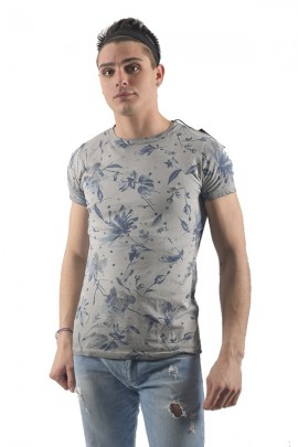 FIFTY FOUR Floral t-shirt
