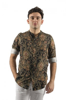 IMPERIAL Korean patterned shirt