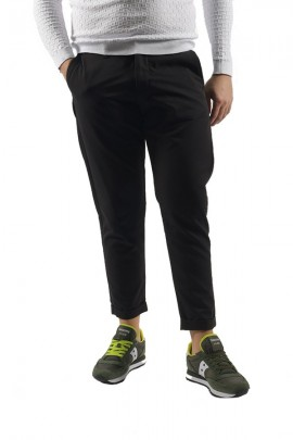 IMPERIAL Ankle-length chino trousers