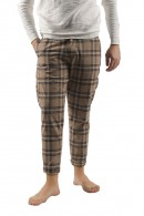 IMPERIAL Checked trousers