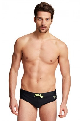 GUESS Swimsuit fluo contrasts - BLACK