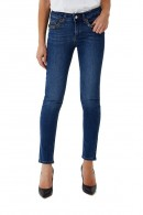 LIU JO Jeans with ankle stones