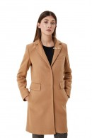 LIU JO Long coat in pannetto