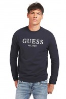 GUESS Crewneck sweatshirt and written logo