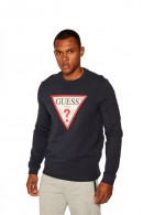 Sweat-shirt à logo GUESS