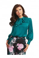 GUESS Blouse with neck bow