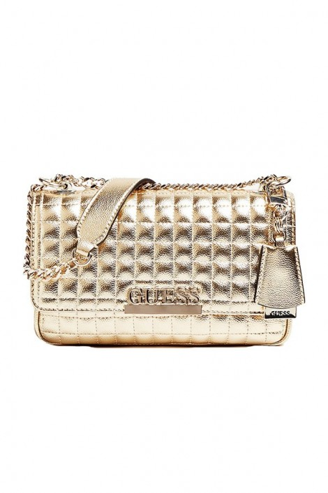 GUESS Quilted shoulder bag