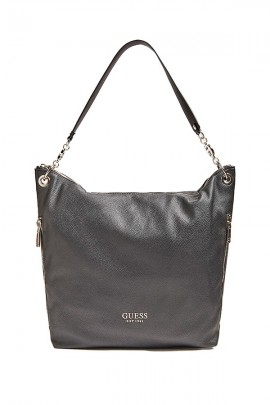 GUESS Grand sac à bandoulière - NERO