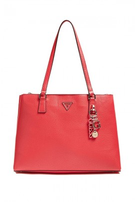 GUESS Grand sac à main - ROSSO