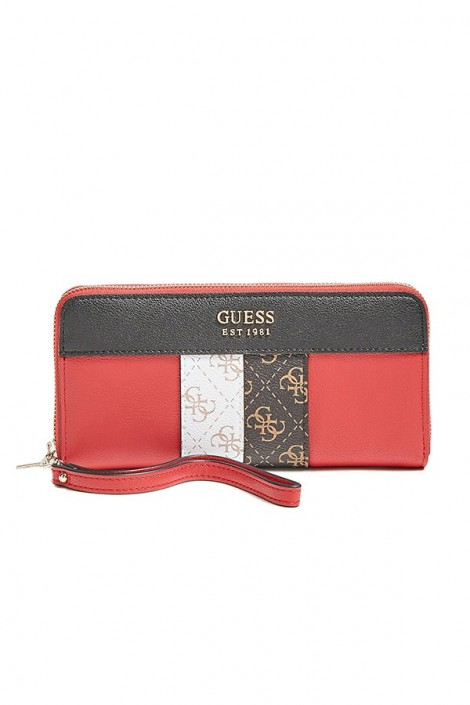 GUESS Wallet with micrologated band