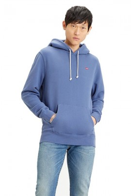 LEVIS Closed micrologist sweatshirt and hood