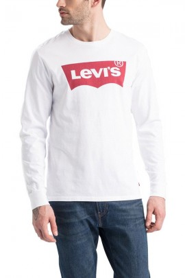 Camiseta LEVIS Basic manga larga