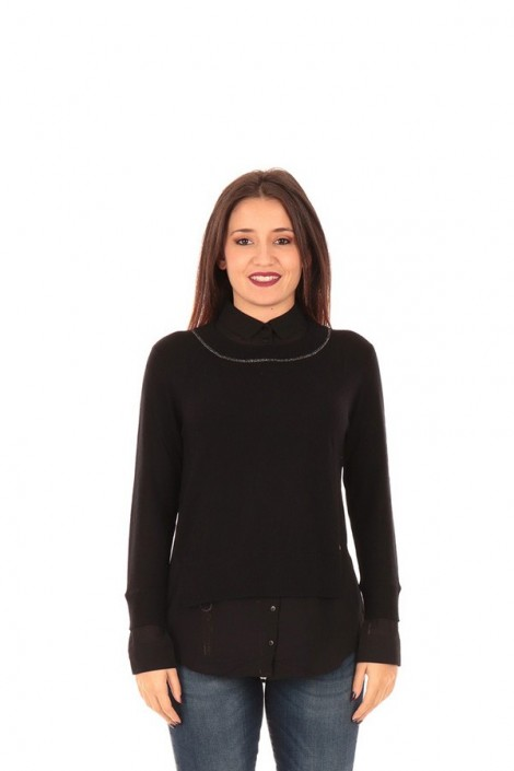 KOCCA Sweater with shirt