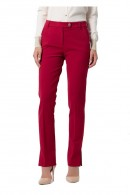 KOCCA Chino trousers with ankle slit