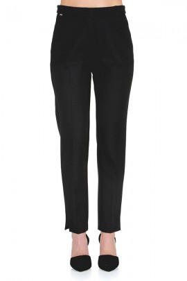 KAOS Chino trousers with ankle slit