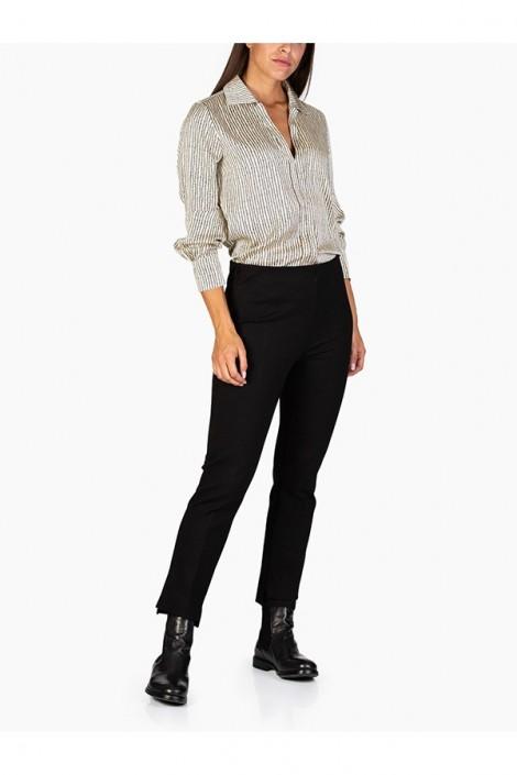 KAOS Trousers with ankle slit
