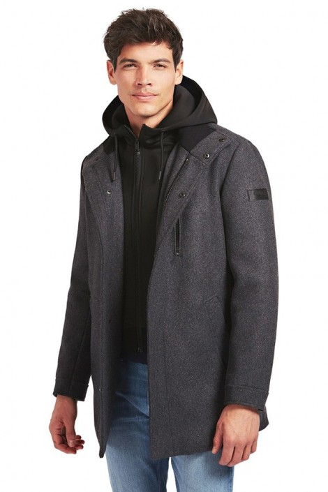 GUESS Coat with removable interior