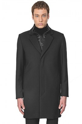 ANTONY MORATO Coat with removable vest