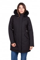 CENSURED Parka in technical fabric