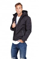 CENSURED Technical jacket with hood