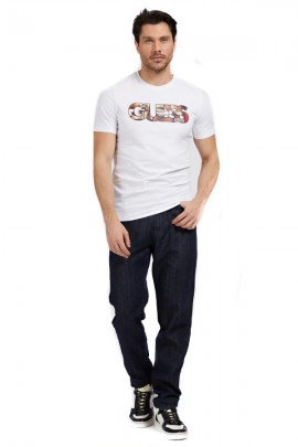 GUESS T-shirt max logo printed