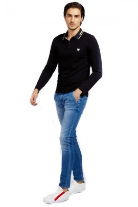 GUESS Skinny jeans with chino pocket