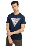 GUESS Basic T-shirt with embroidery logo