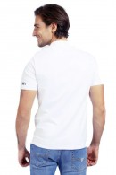 GUESS Polo with writing and logo