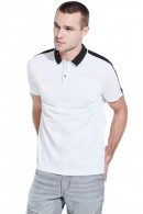 GUESS Polo shirt with contrasting collar
