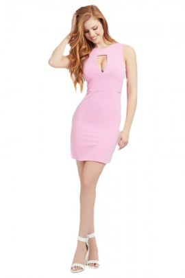 GUESS Short sheath dress - ROSA