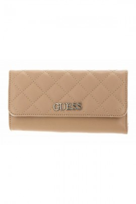 GUESS Wallet in quilted leather