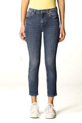 LIU JO Short skinny jeans and high waist