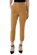 LIU JO Short trousers with jewel buttons