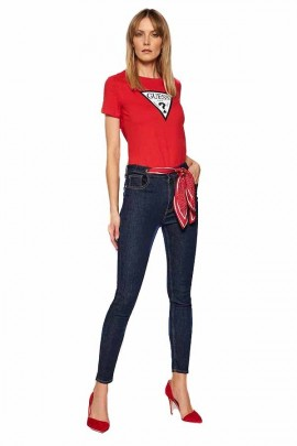 GUESS Skinny jeans and fular belt