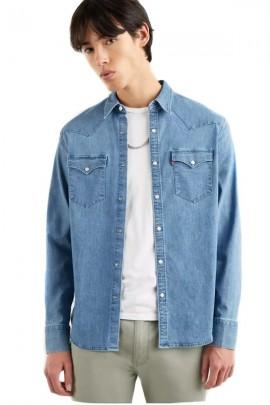 LEVIS Chemise en jean à manches longues