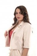MARCIANO Short jacket with 3/4 sleeves