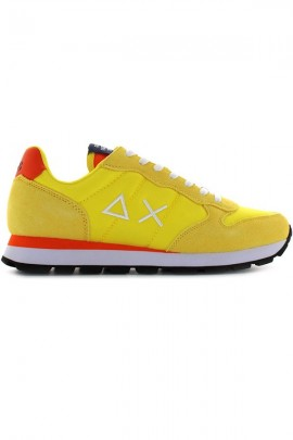 SUN 68 Men's sneakers shoes - YELLOW